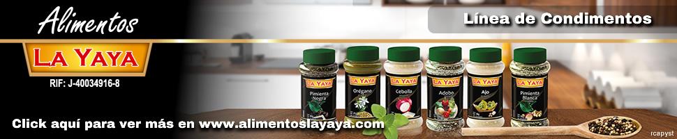 alimentos layaya